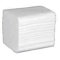 Pølsemandens serviet 11x18 cm hvid