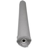 Nytårsdug 1,20 x 25 meter papir sølv