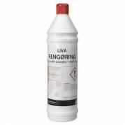 Liva Rengøringsmiddel til vandfri urinaler med voks 1L