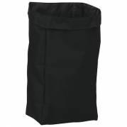 Alt mulig pose, Vikan, 20x29x55cm, sort, PUR *Denne vare tages ikke retur*