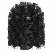 Wesco Toiletbørste stål og sort Kun hoved