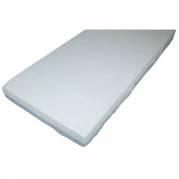 Engangs lagen med elastik 90x200 cm hvid