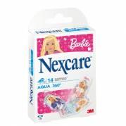 Børneplaster, Barbie, steril, 27x57 mm
