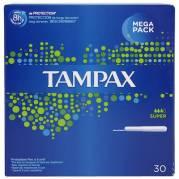 Tampax Hygiejnetampon Super