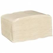 Abena papirvaskeklud 6-lags 19x26cm hvid