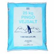 Vejsalt almindeligt salt til asfalt og lign 25kg