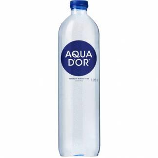 Aqua d'or kildevand inkl. pant 1,25 liter