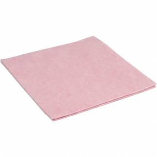 Alt-mulig-klud perforeret 110g 38 x 38 cm rosa