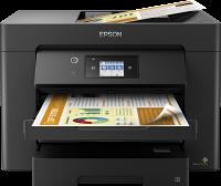Epson WorkForce WF-7830DTWF A3 multifunktionsprinter farve