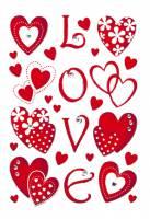 Stickers -  Magic kærlighed