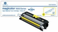 Magicolor 1600 toner yellow  2.5K