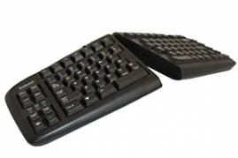 BakkerElkhuizen Goldtouch tastatur adjustable, DK