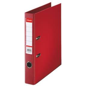 Esselte brevordner Standard A4 50mm rød