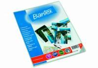 Bantex fotolomme 10x15cm 0,8mm højformat klar 10stk