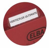 Elba indstik til Flex hængemapper hvid