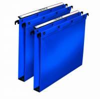 Elba Ultimate PP hængemapper med 30mm bund A4 blå