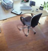Floortex Budget stoleunderlag uden pigge 120x200cm
