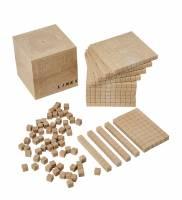 Linex Basis 10 sæt træ - Lær og forstå 10-talssystemet