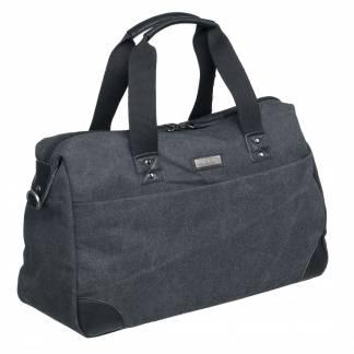 Pierre Sport Canvas duffelbag weekendtaske grå