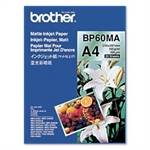 Brother Mat ink-jet paper A4 25 ark pr pakke