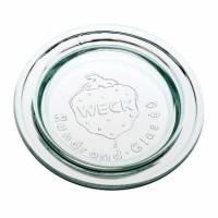 Weck glaslåg til Patentglas Ø6,7 cm