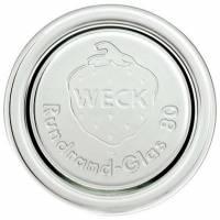 Weck glaslåg til Patentglas Ø8,6 cm