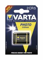 Varta Lithium photo 2 CR 5 6,0V 1600mAh batteri
