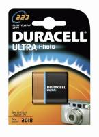 Duracell Ultra Photo 223 batteri