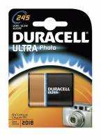 Duracell Ultra Photo 245 batteri