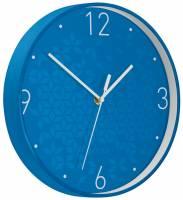 Leitz WOW vægur Ø29cm blå