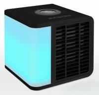 evaLIGHT Plus luftkøler sort - dækker op til 3 m2 sort