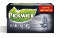 Pickwick Earlgrey te, 20 breve