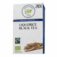 BKI lakrids sort te økologisk, 20 breve