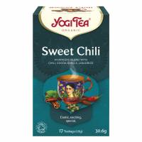 BKI Yogi Sweet Chili te, æske med 17 breve