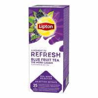 Lipton Blue Fruit te,  25 breve
