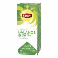 Lipton Grøn te, 25 breve
