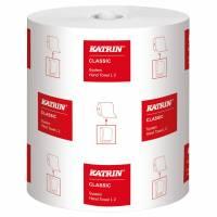 Aftørringspapir Katrin System 2-la 21cmx200m 6rl/ka 460232