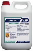 Kalk- og rustfjerner Combi-cid 5l