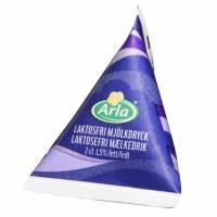 Arla laktosefri mælk 1,5% trekant jigger 20ml