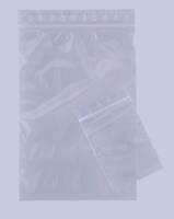 Lynlåspose 60x80mm uden skrivefelt - uden hul, 1000 stk