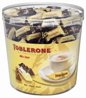 Toblerone Tiny mix box chokolade 904g