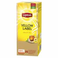 Lipton Yellow Label te, 25 breve