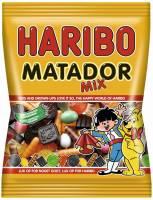 Haribo Matador Mix 135g vingummi og lakrids mix