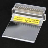 Kniv og tilholder til dispenser 2140, 2132, 2990 savtakkeskær