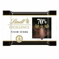 Lindt Excellence mørk chokolade 5,5g