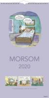 Mayland familiekalender Morsom 22x43cm 20066140