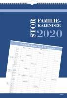 Mayland familiekalender stor 7 kolonner 34x48cm 20066380