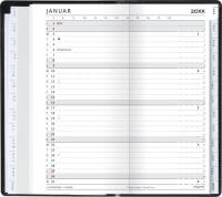 Mayland Indexplanner refill kalender + telefonreg. 9x17cm 20095100