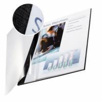 Leitz impressBIND omslag med klar forside 14,0 sort