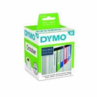 Dymo brevordner etiket bred 59x190mm 99019